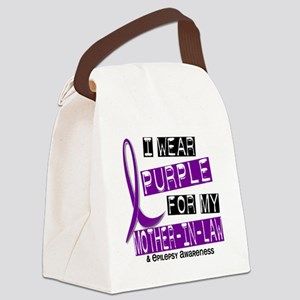 Mother-In-Law Canvas Lunch Bag