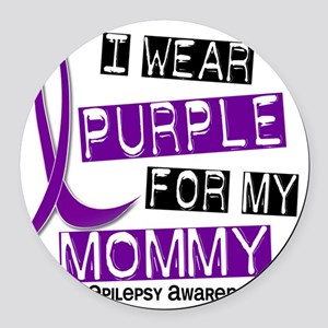 Mommy Round Car Magnet