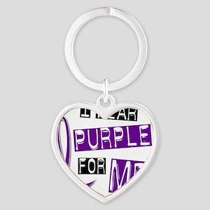 Me Heart Keychain