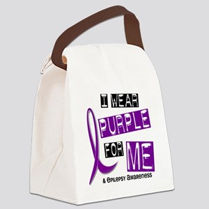 Me Canvas Lunch Bag