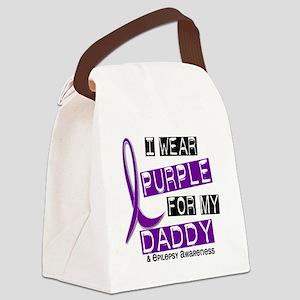 Daddy Canvas Lunch Bag