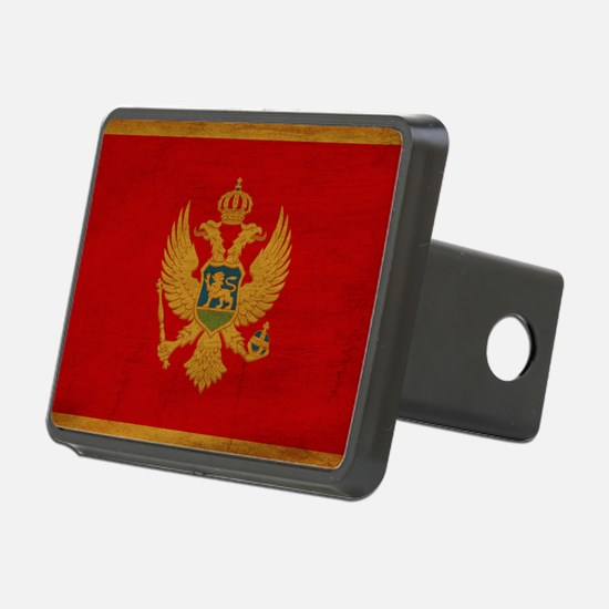 Montenegrotex3tex3-paint Hitch Cover
