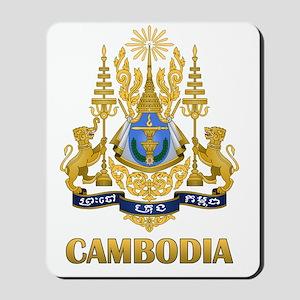 Cambodia9 Mousepad
