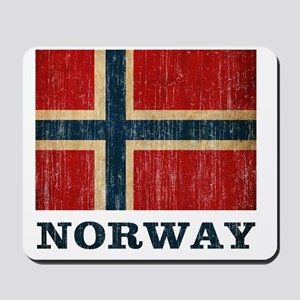 norway9 Mousepad