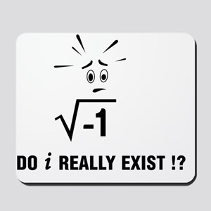 really exist Mousepad