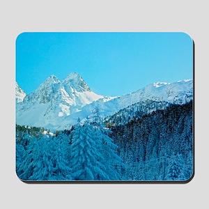 Switzerland Mousepad