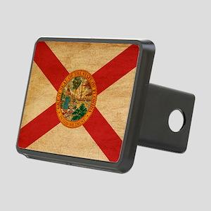 Floridatex3tex3-paint Rectangular Hitch Cover