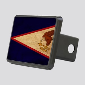 American Samoatex3tex3-pai Rectangular Hitch Cover