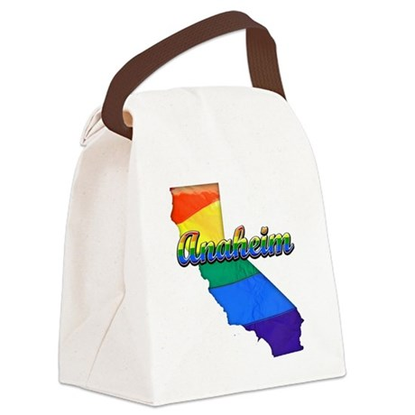Anaheim Canvas Lunch Bag