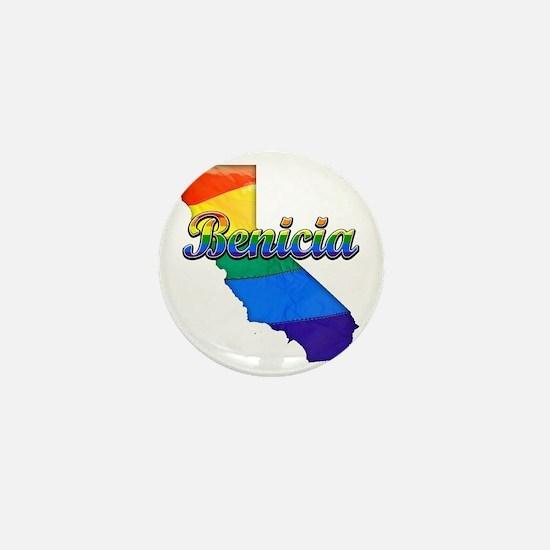 Benicia Mini Button