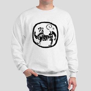 ModifiedShotokanTiger Sweatshirt