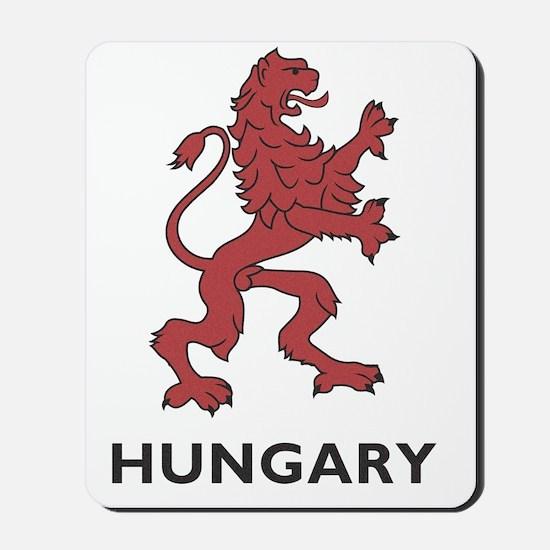 hungary11 Mousepad