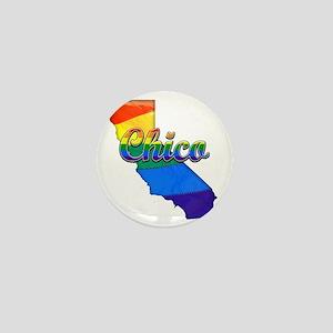 Chico Mini Button