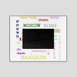 Famous Cities Picture Frame