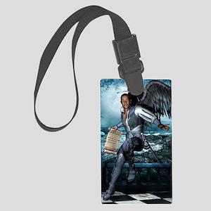 ANGEL_Gabriel_journal Large Luggage Tag