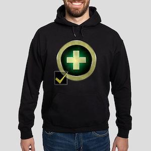 Healer2 Hoodie (dark)