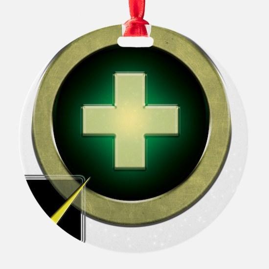 Healer2 Ornament