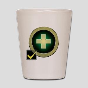 Healer2 Shot Glass