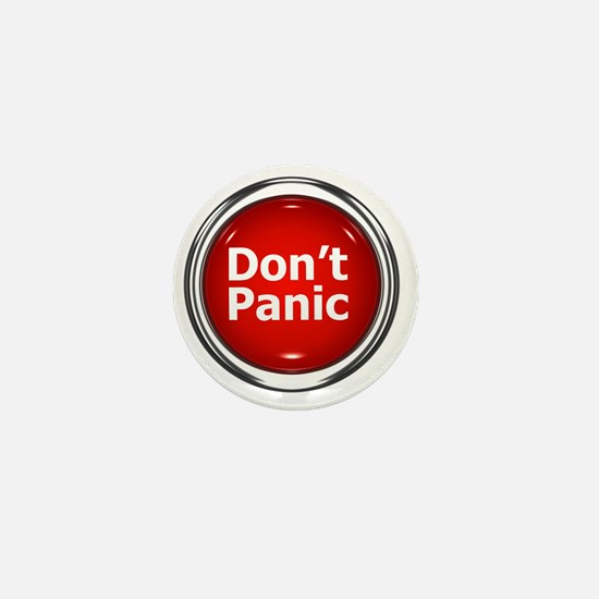 z-button-dontpanic Mini Button