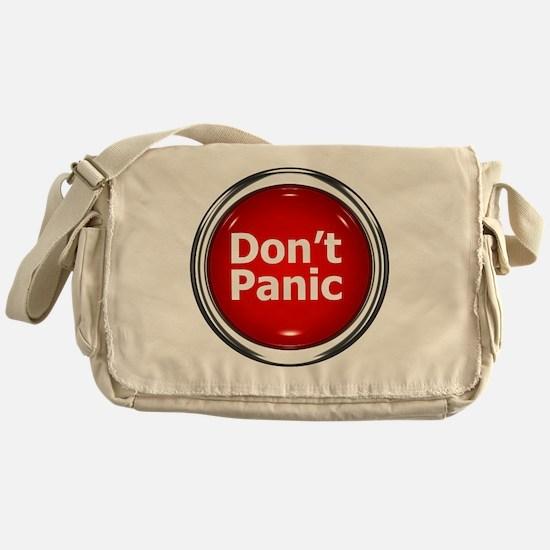 z-button-dontpanic Messenger Bag