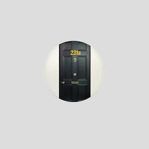 221B Door Mini Button