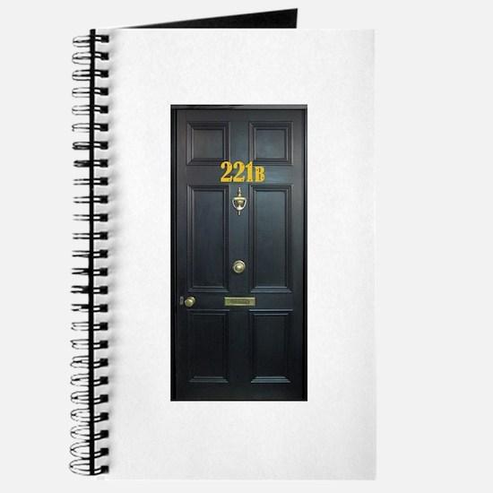 221B Door Journal