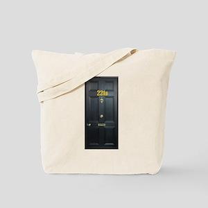221B Door Tote Bag