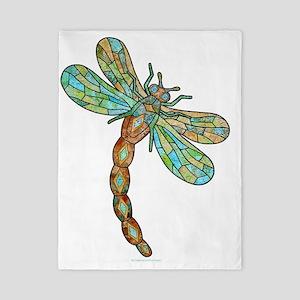 dragonfly cp address Twin Duvet