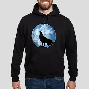 wolf Hoodie (dark)
