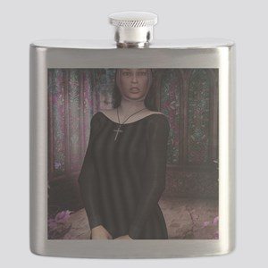 SAINT_Teresa_notecard Flask