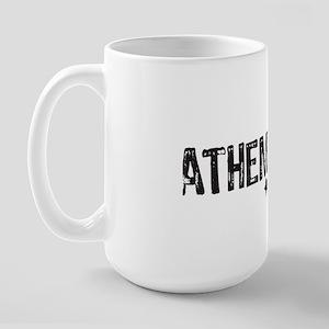 mathemagician BLACK Large Mug
