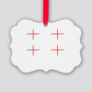 Rule of Thirds Picture Ornament