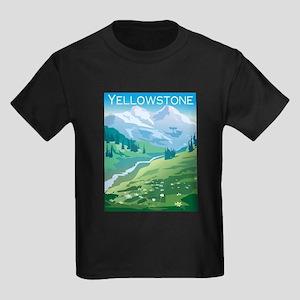 Yellowstone Ash Grey T-Shirt