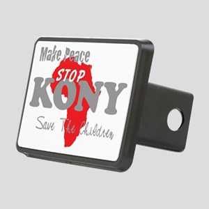 KONY Peace 2 Rectangular Hitch Cover