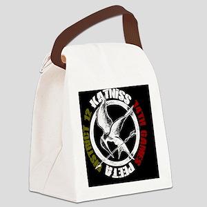 HG Circleshirt  Canvas Lunch Bag