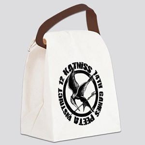 HG circle Canvas Lunch Bag