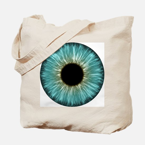 Weird Eye Tote Bag