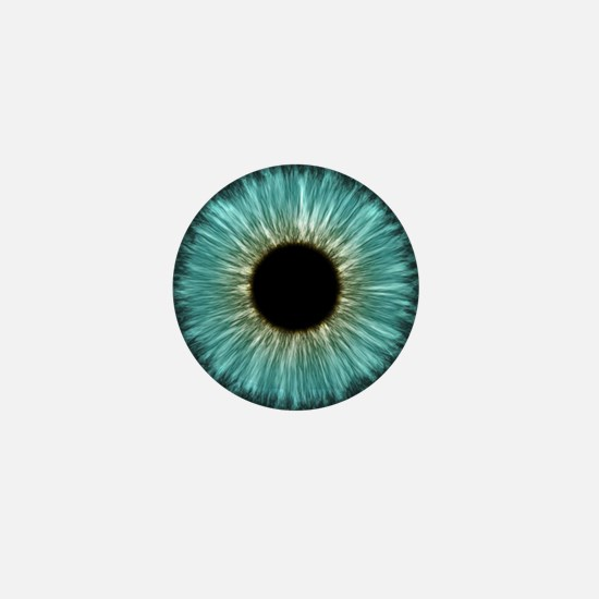 Weird Eye Mini Button