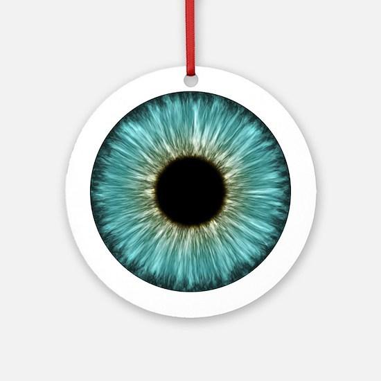 Weird Eye Ornament (Round)