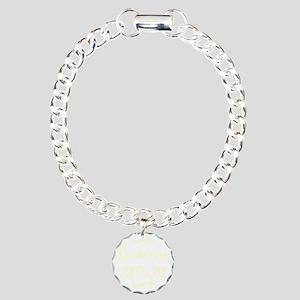 bichonpoomom_black Charm Bracelet, One Charm