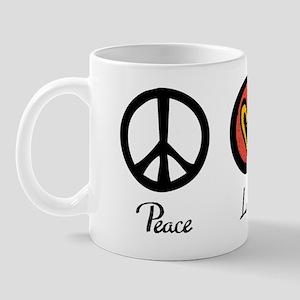 peacelovechickens Mug