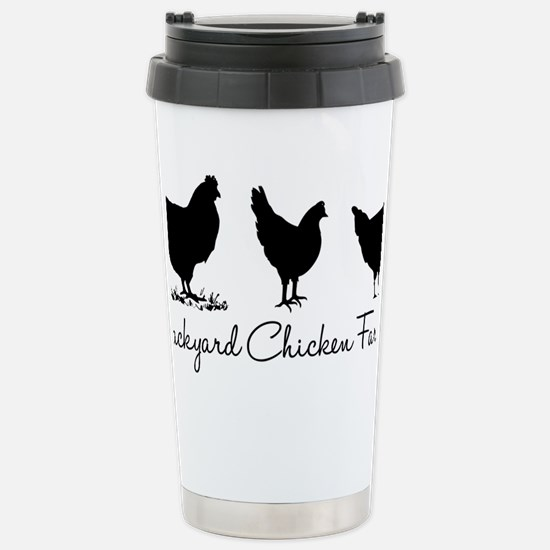 backyardchickenfarmer Stainless Steel Travel Mug