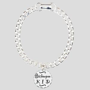 bichonpookid Charm Bracelet, One Charm