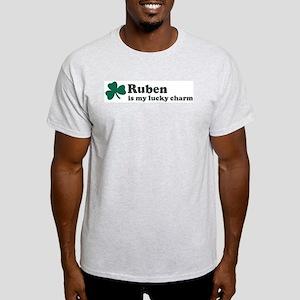 Ruben is my lucky charm Light T-Shirt
