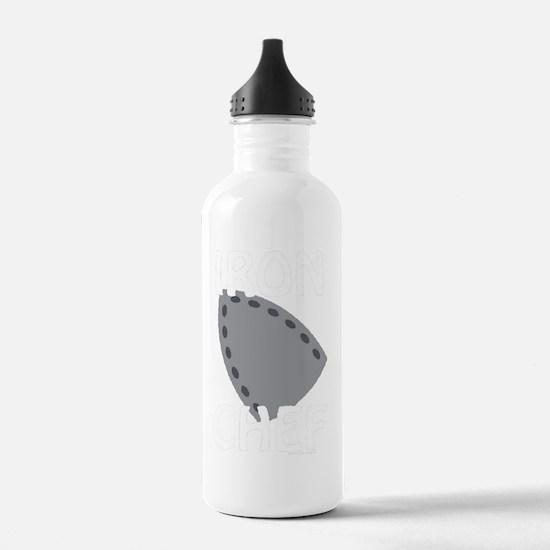 IronChefonBLK Water Bottle