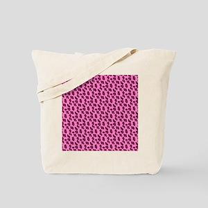 pinkleopard Tote Bag