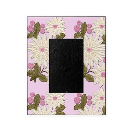 appliquethongs Picture Frame