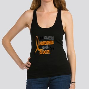D MOM Racerback Tank Top