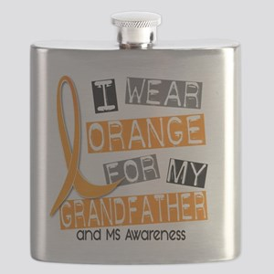 D GRANDFATHER Flask