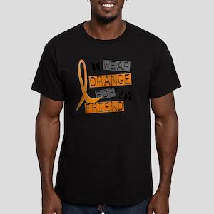 D FRIEND Men's Fitted T-Shirt (dark)